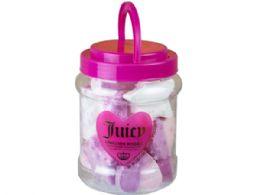 18 Bulk Juicy Couture Bath Fizzers In Jar