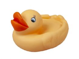 72 Bulk Rubber Duck Soap Dish