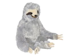 12 Bulk Wild Republic Large Plush Sloth