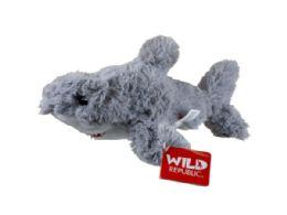 15 Bulk Medium Plush Great White Shark