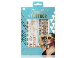 72 Bulk Metallic Jewellery Tattoos Gold And Rose Gold