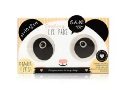 72 Bulk Panda Cooling Eye Pads