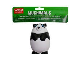 72 Bulk Wild Republic Mushimals Squishy Panda