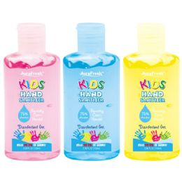 48 Bulk 2 Pack Kids Hand Sanitizer Aloe
