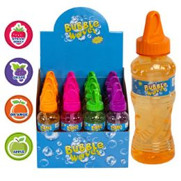 32 Bulk Bubbles 8 Oz Bottle Scented With Wand