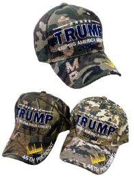 24 Bulk Wholesale Trump 2020 Camo