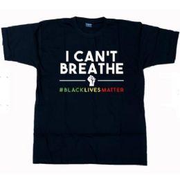 24 Bulk Wholesale I Can't Breathe T Shirt