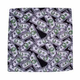 96 Bulk Bandanas Money