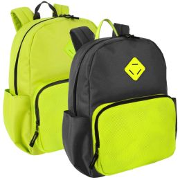 24 Bulk Premium Neon Pop Backpack