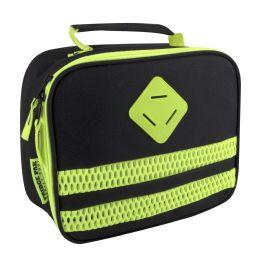 24 Bulk Fridge Pack Two Tone Lunch Bags