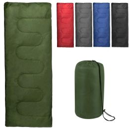 20 Bulk Sleeping Bags In Assorted Color