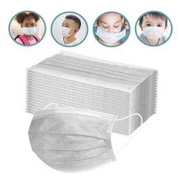 50 Bulk Children's 3 Ply Disposable Protection Masks