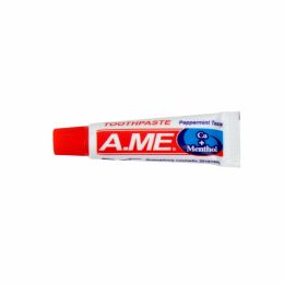 100 Bulk Peppermint Toothpaste Travel Size