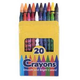 96 Bulk 20 Pack Of Crayons