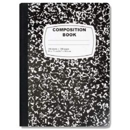 20 Bulk Composition Book College Ruled