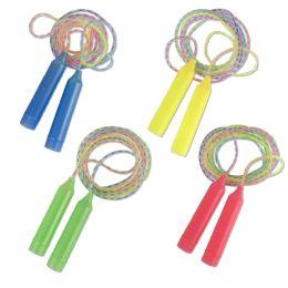 100 Bulk Rainbow Jump Rope