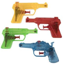 100 Bulk Water Blaster Pistol Assorted Colors