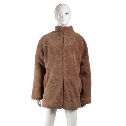 12 Bulk Ladies Fleece Poncho