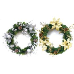12 Bulk Xmas Wreath Holder