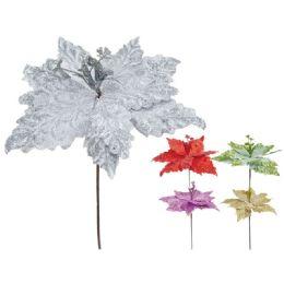 96 Bulk Xmas Flower Poinsettia