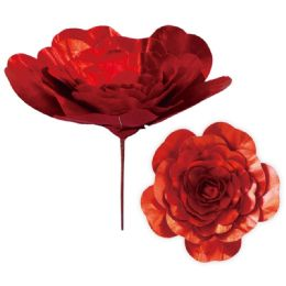 24 Bulk Xmas Shiny Rose Gold