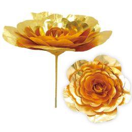 12 Bulk Xmas Shiny Rose Gold