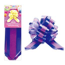 96 Bulk Instant Bow Purple