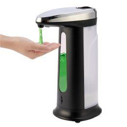 2 Bulk Hands Free Soap-Hand Sanitiser Dispenser