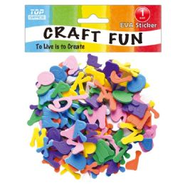 96 Bulk Craft Letter And Figure