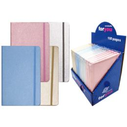 96 Bulk Notebook Solid Assorted Color