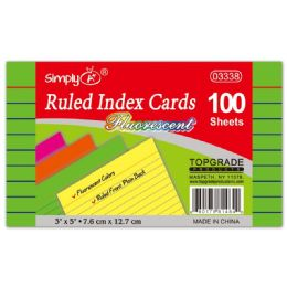 108 Bulk Index Card Fifty Count