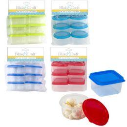 48 Bulk Mini Storage Container 6 Pack