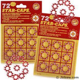 72 Bulk Ring Caps