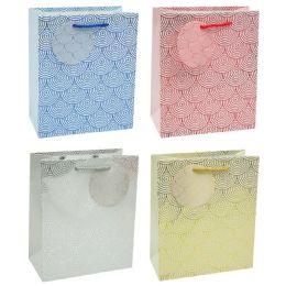 144 Bulk Gift Bag Laminated Medium