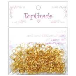 96 Bulk Do It Yourself Ring Gold