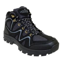 12 Bulk Men's Lightweight Hiking Boots