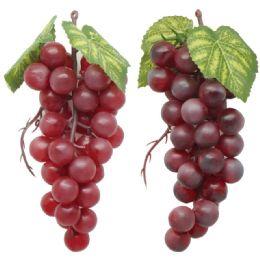96 Bulk Simulation Grapes In Purple