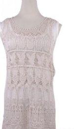 36 Bulk Womens Crochet Cover Up