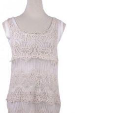 36 Bulk Women Crochet Swimsuit Cover Up Hollow Out Beach Dress