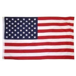 24 Bulk 3'x5' American Flag