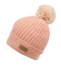 12 Bulk Solid Color Cable Knit Beanie And Scarf Set