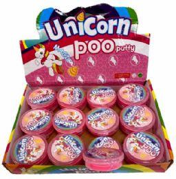 144 Bulk Unicorn Slime Putty