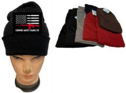 24 Bulk Come and Take Mix Color Winter Beanie Coming
