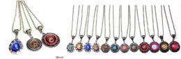 120 Bulk Necklace with Mandala style