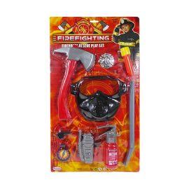 12 Bulk Firehouse Rescue Play Set