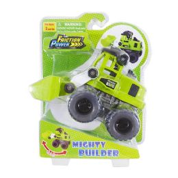 24 Bulk Friction Powered Mighty Builder