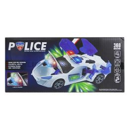 30 Bulk Light Up Police Car with Sound