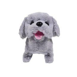 24 Bulk Plush Walking Dog With Sound