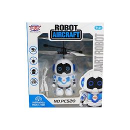 36 Bulk Light Up Robot Drone