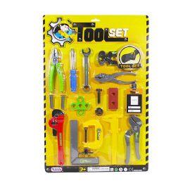 18 Bulk Tool Play Set